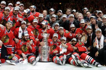 Stanley Cup 2014-2015 : Chicago Blackhawks