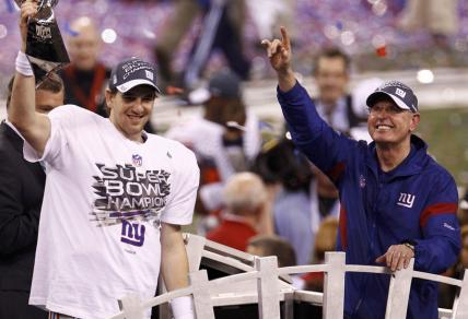 Eli Manning / Tom Coughlin