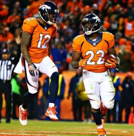 C.J. Anderson TD