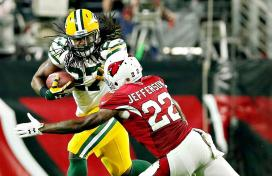 Eddie Lacy Run
