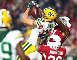 Jeff Janis Hail Mary TD