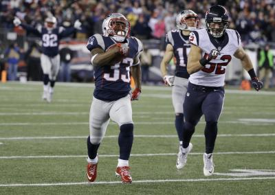 Dion Lewis kickoff return